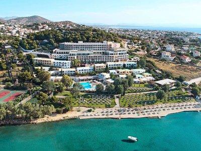 Отель Dolce Attica Riviera 4* Аттика Греция