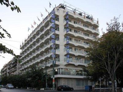 Отель Oscar Hotel 3* Афины Греция