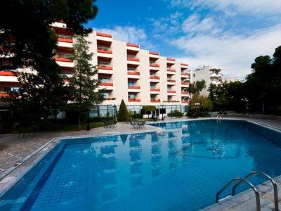 Отель Oasis Hotel Apartments 4* Афины Греция