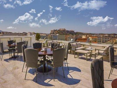 Отель Titania Hotel 4* Афины Греция