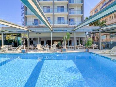 Отель Bomo Palace Hotel 4* Афины Греция