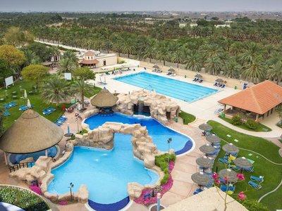 Отель Danat Al Ain Resort 5* Аль Айн ОАЭ