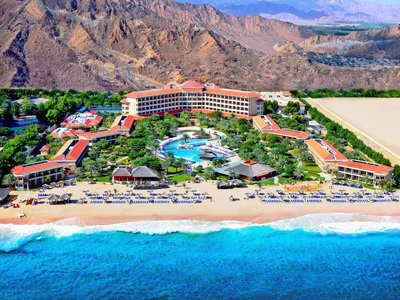 Отель Fujairah Rotana Resort & Spa 5* Фуджейра ОАЭ