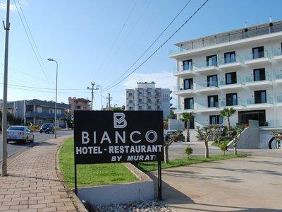Отель Aler Bianco Hotel 4* Ксамил Албания