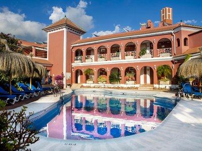 Отель Los Arcos Hotel 3* Коста Дель Соль Испания
