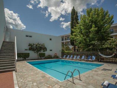 Отель Popi Star Hotel 2* о. Корфу Греция