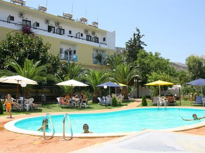 Отель Harmony Hotel 2* о. Крит – Ираклион Греция