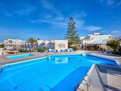 Отель Klio Apart Hotel 3* о. Крит – Ираклион Греция