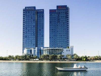 Отель Ibis Abu Dhabi Gate 3* Абу Даби ОАЭ