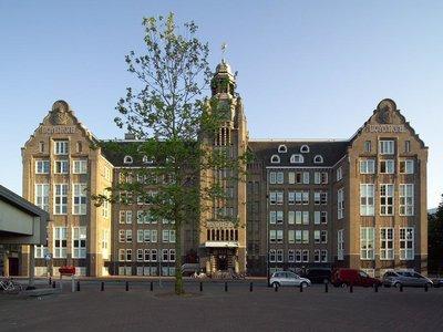 Отель Lloyd Hotel 3* Амстердам Нидерланды