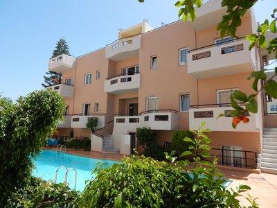 Отель Apollon Hotel 3* о. Крит – Ханья Греция