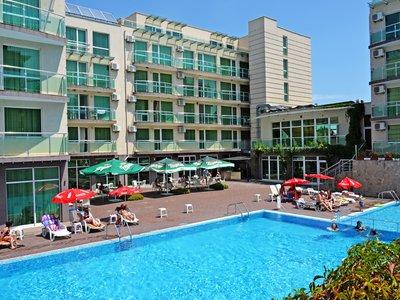 Отель The Clara Hotel Bulgaria 3* Бургас Болгария