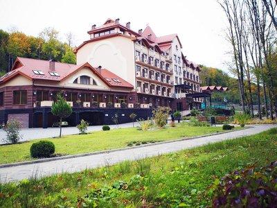 Отель Solva Resort & SPA 4* Поляна Украина - Карпаты