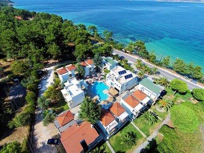 Отель Esperides Hotel 3* о. Тасос Греция