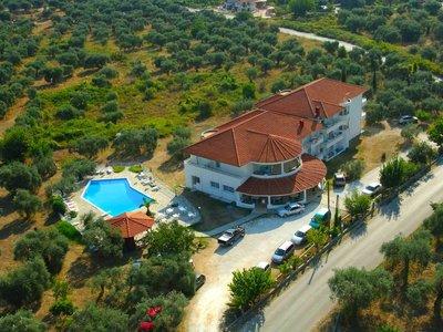 Отель Achillion Hotel 3* о. Тасос Греция