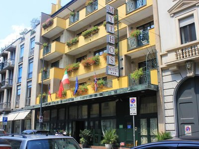 Отель Mythos Hotel 3* Милан Италия