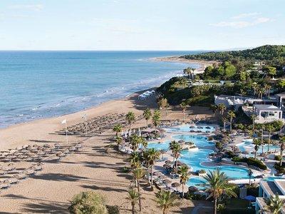 Отель Grecotel Ilia Palms Aqua Park 4* Пелопоннес Греция
