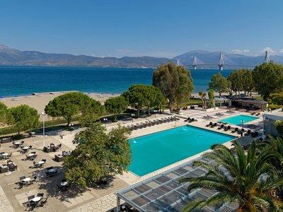 Отель Porto Rio Hotel 4* Пелопоннес Греция