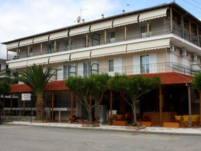 Отель Filoxenia Hotel 2* Пиерия (Паралия Катерини) Греция