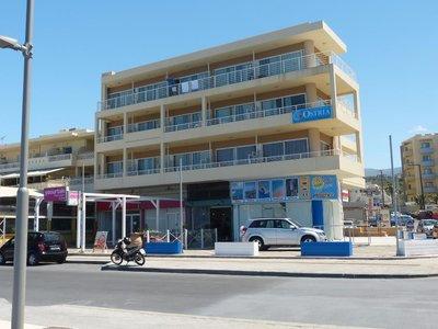 Отель Ostria Studios 2* о. Крит – Ретимно Греция