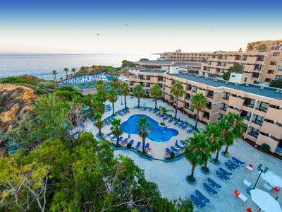 Отель Auramar Beach Resort 3* Алгарве Португалия