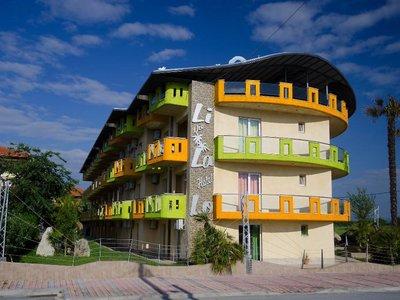 Отель Lilalo Hotel 2* Пиерия (Паралия Катерини) Греция