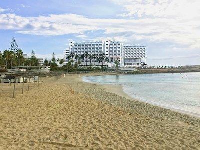 Отель Nissiblu Beach Resort 5* Айя Напа Кипр