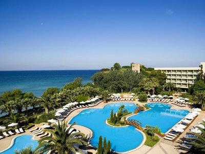 Отель Sani Beach Hotel 5* Халкидики – Кассандра Греция