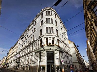 Отель Fleming's Selection Hotel Wien-City 5* Вена Австрия