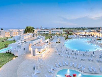 Отель Blue Lagoon Princess 5* Халкидики – Ситония Греция