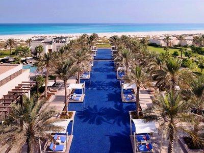 Отель Park Hyatt Abu Dhabi Hotel & Villas 5* Абу Даби ОАЭ