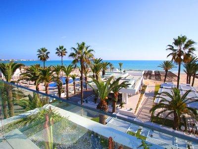 Отель lti Les Orangers Garden Villas & Bungalows 5* Хаммамет Тунис