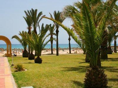 Отель Club Novostar Dar Khayam 3* Хаммамет Тунис