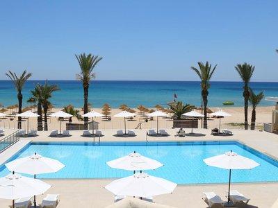 Отель Club Novostar Omar Khayam 3* Хаммамет Тунис