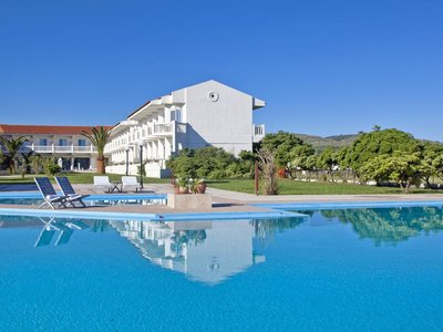 Отель Mrs. Chryssana Beach Hotel 3* о. Крит – Ханья Греция