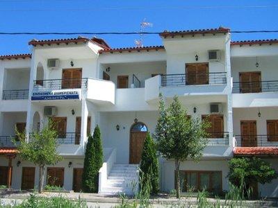 Отель Rappos Studios Dimitra 2* Халкидики – Кассандра Греция
