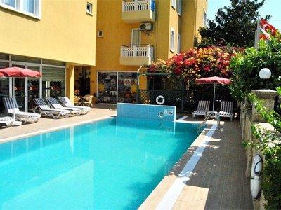 Отель Benna Hotel 2* Анталия Турция