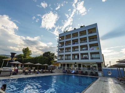 Отель Dolphin Resort & Conference 3* Аттика Греция