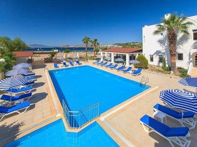 Отель Bitez Kassandra Hotel 3* Бодрум Турция