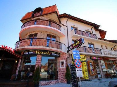 Отель KapHouse Hotel 3* Банско Болгария