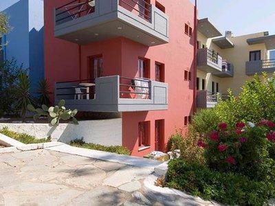 Отель Elia Hotel Apartments 2* о. Крит – Ираклион Греция