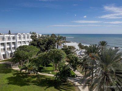 Отель Novostar Premium Bel Azur Thalassa & Bungalows 4* Хаммамет Тунис