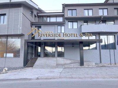 Отель Riverside Boutique Hotel 4* Банско Болгария