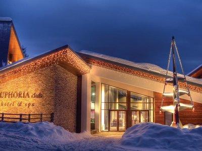 Отель Euphoria Club Hotel & Spa 4* Боровец Болгария