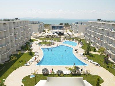 Отель Complex Atlantis Resort 3* Бургас Болгария