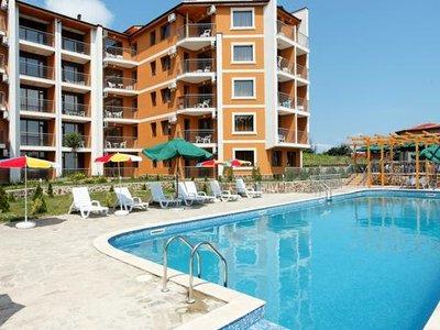 Отель Vemara Club 3* Бяла Болгария
