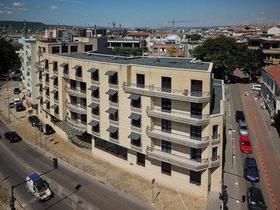Отель Панорама 4* Варна Болгария