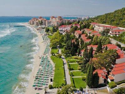Отель Elenite Villas 4* Елените Болгария