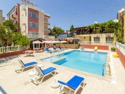 Отель Grand Nett Hotel 3* Кушадасы Турция