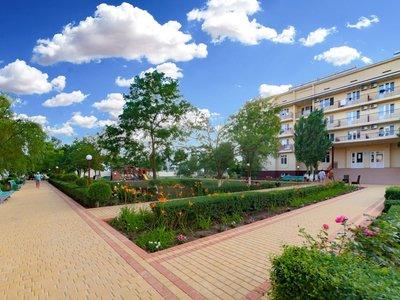 Отель Николаев 3* Коблево Украина
